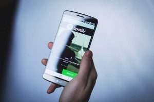 Using Spotify at Wedding Ceremony