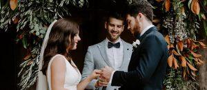 yarra valley wedding officiated