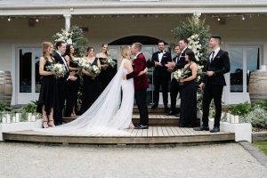 wedding is a celebrant service