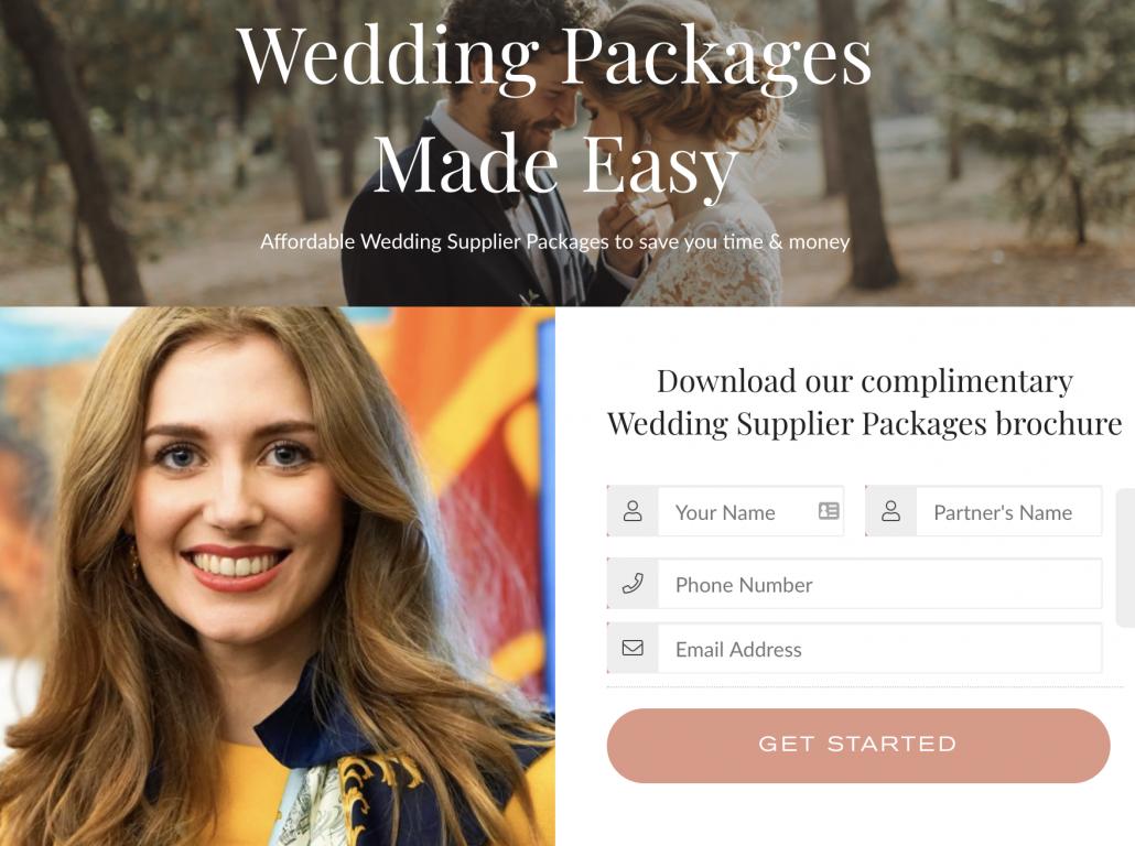 easy weddings planner